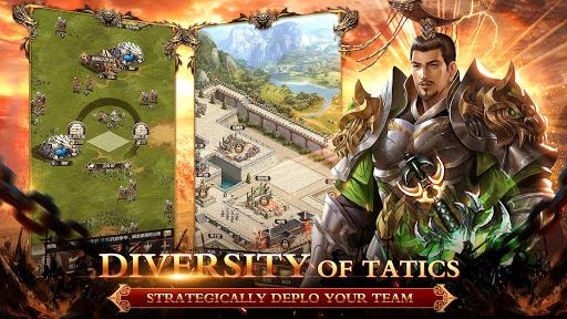 Dynasty Legend:Final Warrior  screenshots 5