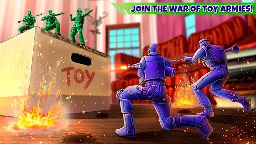 Guerre des soldats en plastique-jouets militaires captures d'écran apk mod pirater preuve 1