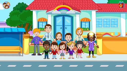 Code Triche My Town : Preschool (Astuce) APK MOD screenshots 6