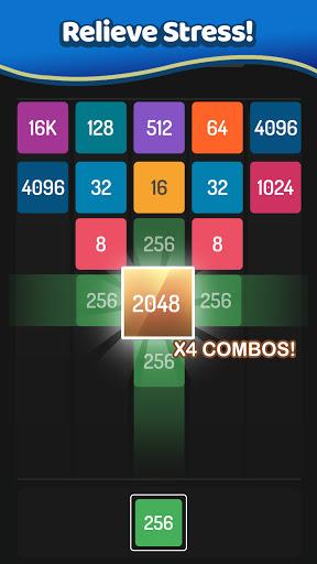 Merge Numbers - 2048 Blocks Puzzle Game screenshots 3