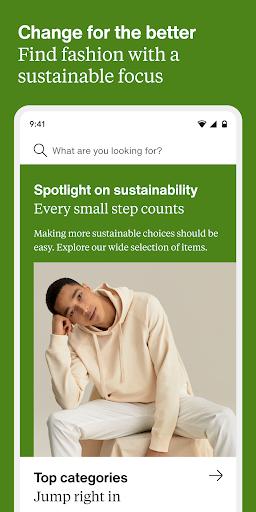 Zalando u2013 fashion, inspiration & online shopping apktram screenshots 4