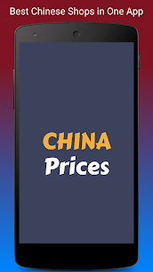 Prices in China – Cheap Cell Phones & Goods 1