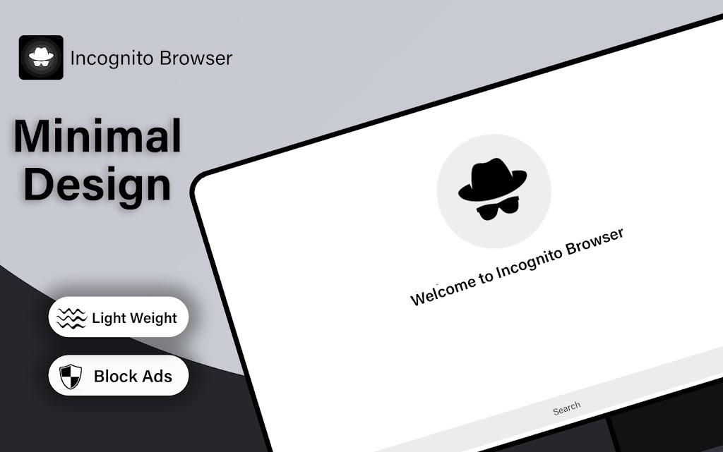 Incognito Browser Pro - Complete Private Browser  poster 14
