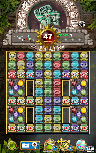 Glyph of Maya - Match 3 Puzzle 1.0.28 screenshots 14