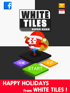 White Tiles : Super Kaka