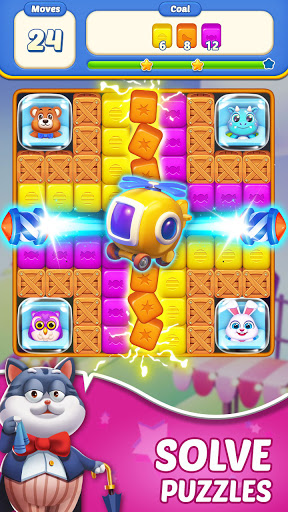 Cube Blast Adventure 1.20.5052 screenshots 4