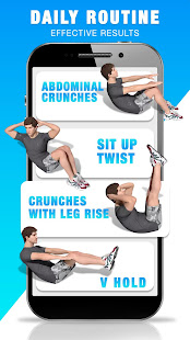 Six Pack Workout - Abs Workout for Men at Home