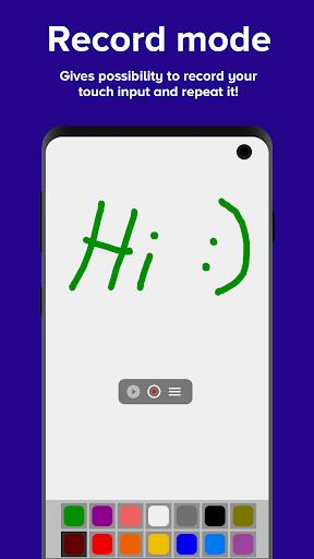 Clickmate - Macro Touch Repeat, Autoclick [NOROOT]  screenshots 2
