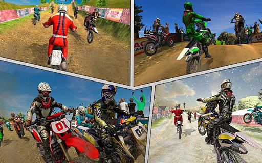 Dirt Track Racing 2020: Biker Race Championship  screenshots 11