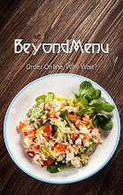 BeyondMenu Food Delivery screenshot thumbnail