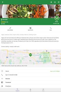 Find Vegan Restaurants & Vegetarian Food- HappyCow 62.0.71-free-v2 Screenshots 14