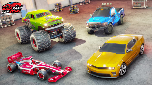 Ramp Car Stunts Racing: Stunt Car Games 1.1.5 screenshots 15