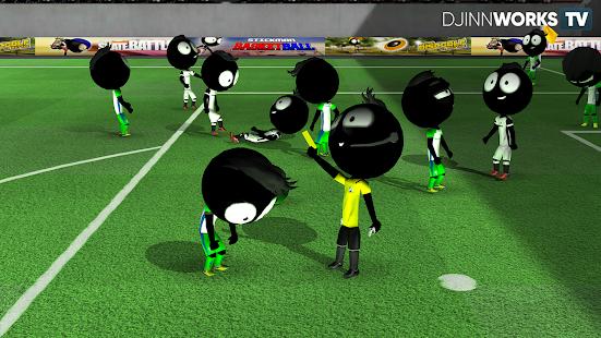 Stickman Soccer 2018 screenshots 3