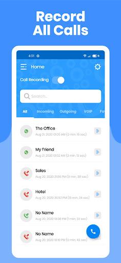 Call Recorder - IntCall ACR (Lite) screenshot 1