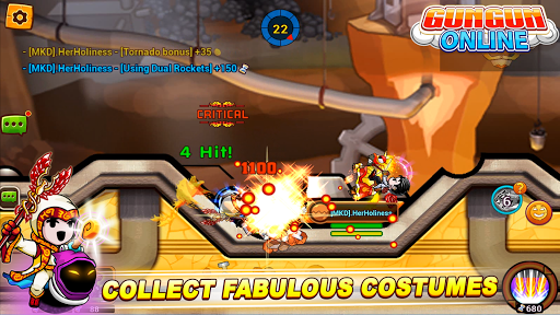 Gungun Online: Shooting game 3.9.2 screenshots 16