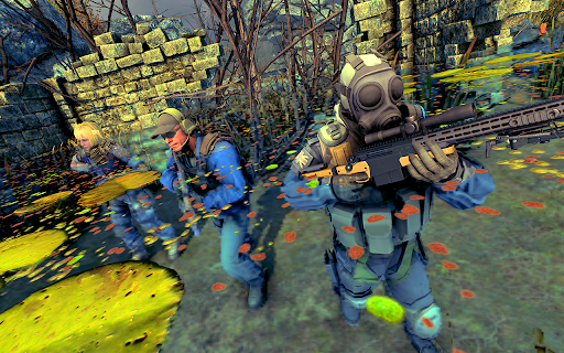 Modern Warfare action: Offline Critical games Apkfinish screenshots 12