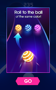 Dancing Road: Color Ball Run! Mod Apk (Lives/Money/AD-Free) 5