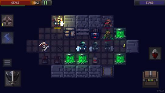 Caves (Roguelike) MOD APK 0.95.1.8 (Unlimited Money/Diamonds) 4