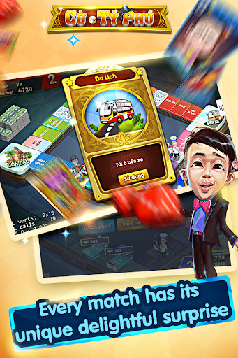 Cu1edd Tu1ef7 Phu00fa - Co Ty Phu ZingPlay - Board Game 3.4.6 Screenshots 15