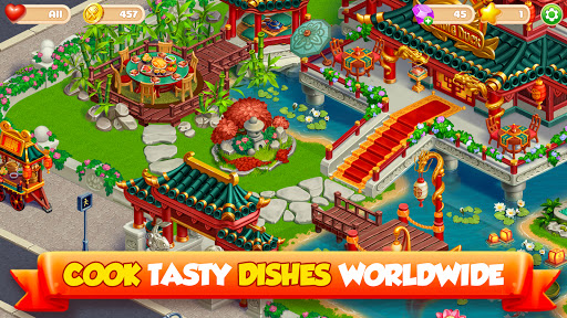 Tasty World: Cooking Voyage - Chef Diary Games 1.6.0 screenshots 22