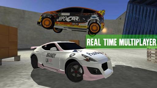 Pure Rally Racing - Drift !  screenshots 3