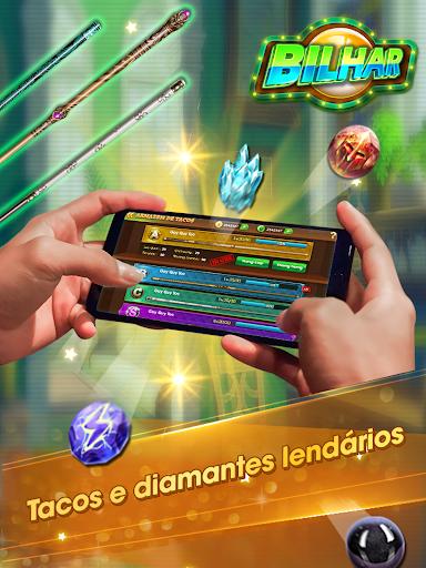 Bilhar - Bilhar bola 8 - Bilhar com jogo de cartas goodtube screenshots 8