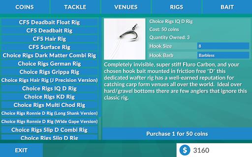 Carp Fishing Simulator - Pike, Perch & More  screenshots 21