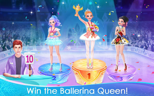 Romantic Frozen Ballet Life  screenshots 5