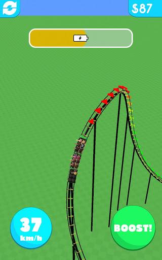 Hyper Roller Coaster apkdebit screenshots 10