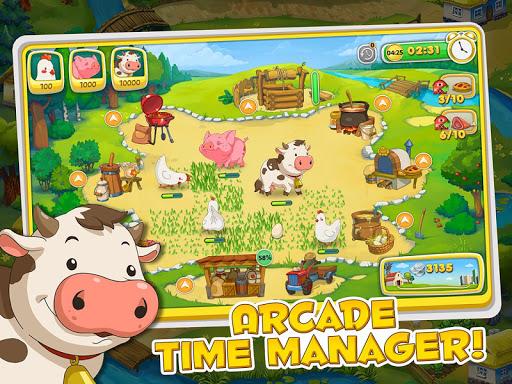 Frenzy Days Free: Timeuff0dManagement & Farm games 1.0.74 screenshots 9