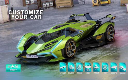 Car Driving Simulator: Lambo V12 Vision GT  screenshots 1