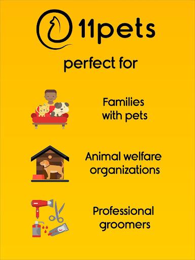 11pets: Pet care  screenshots 1