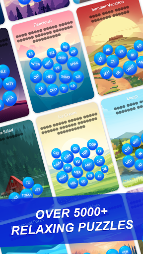 Word Serenity - Free Word Games and Word Puzzles  screenshots 3