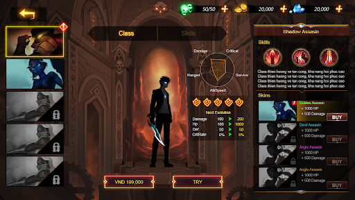 Shadow Lord: Solo Leveling apklade screenshots 2