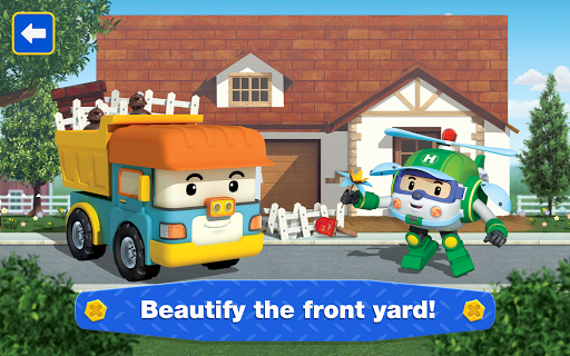 Robocar Poli: Builder! Games for Boys and Girls!  screenshots 22
