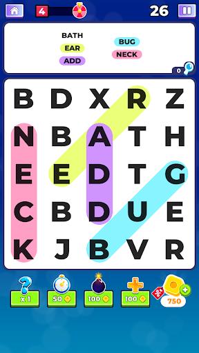 Word Search. Offline Games  screenshots 9