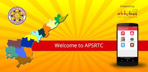 apsrtc online booking login
