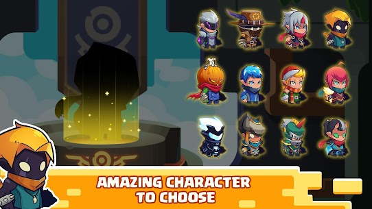 Swordsman Game – Monster Hunter Legends Ver. 1.0.4 MOD APK | 1 Hit | Unlimited Gold | Unlimited Diamonds | Unlimited Resources | Unlimited Materials 2
