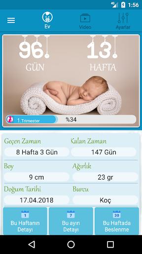 Hamilelik Takibi HAM.TAK.v.17 Screenshots 1