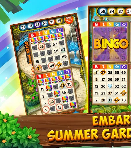 Bingo Quest - Summer Garden Adventure  screenshots 1