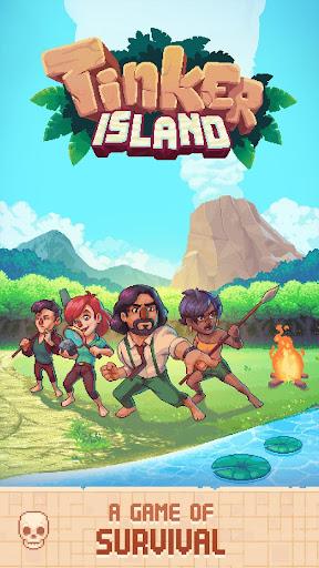 Tinker Island - Survival Story Adventure  screenshots 6