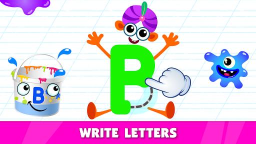 Bini Super ABC! Preschool Learning Games for Kids!  screenshots 3