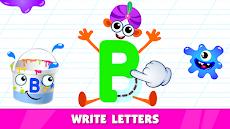 Bini Super ABC! Preschool Learning Games for Kids!のおすすめ画像3