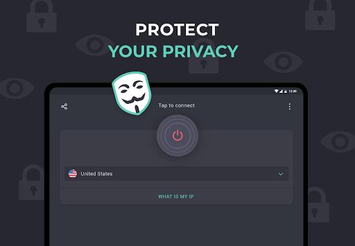 VPN Private 1.6.12 Screenshots 9