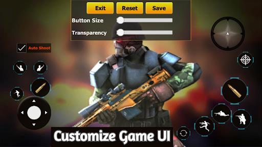 offline shooting game: free gun game 2021 Apkfinish screenshots 16