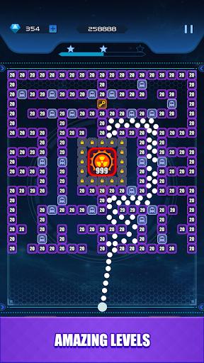 Bricks Breaker - Free Classic Ball Shooter Game 0.0.3 screenshots 2