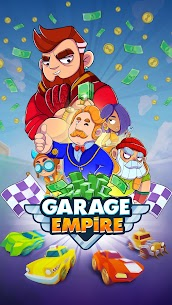 Garage Empire Mod Apk (Unlimited Money) 7
