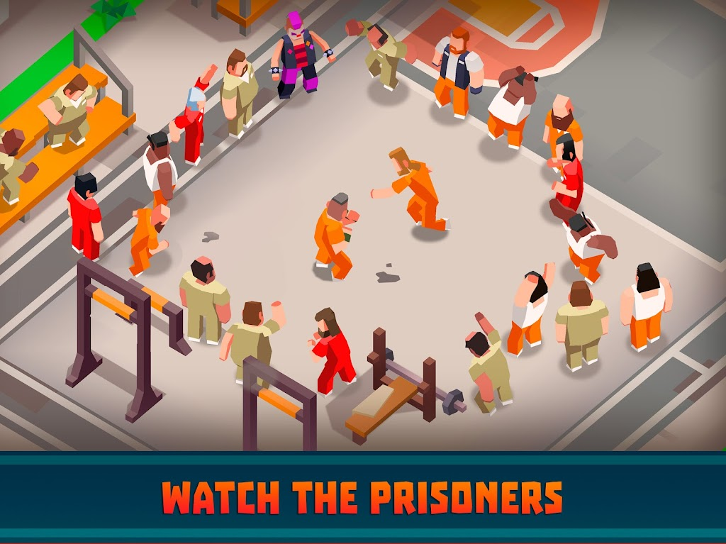 Prison Empire Tycoon - Idle Game  poster 13