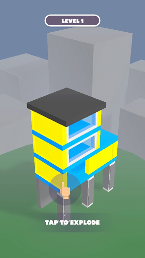 Tap Tap Blow: Building Demolition screenshots 10