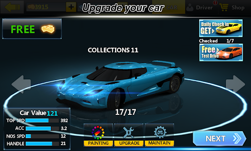 City Racing 3D Mod (Money) 6